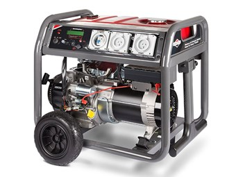 Briggs & Stratton targets small sites with Elite generators