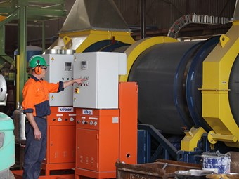 Keech automates moulding at its No.1 foundry