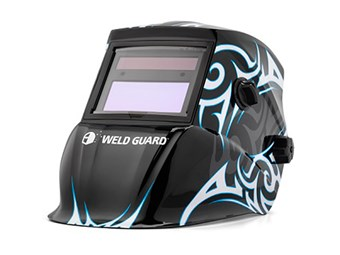 New BOC helmet offers high protection for welding and grinding