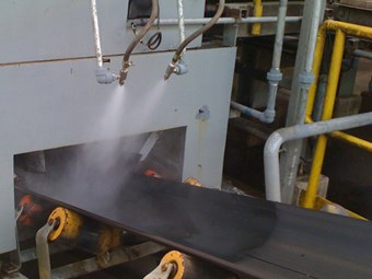 Innovative dust suppression nozzles from Tecpro