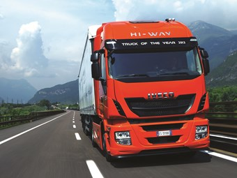 Iveco Stralis Hi-Way Euro 6 4x2 truck review