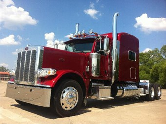 Used Truck: Retruck's Imported Peterbilts