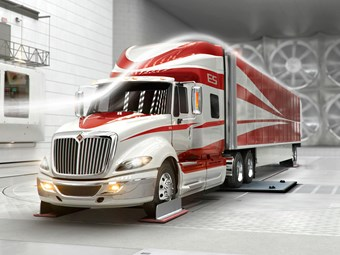 Navistar launches fuel-efficient ProStar ES