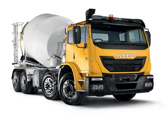 New Iveco engine at the Brisbane Truck Show