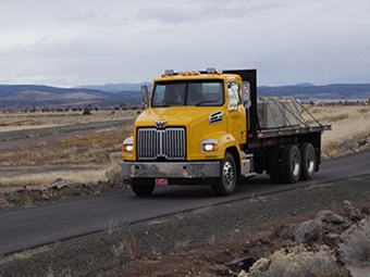 Western Star 4700 truck review