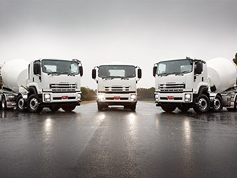 Isuzu twin steer FY range review