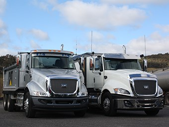 Cat CT630 6x4 and Cat CT610 6X4 truck review
