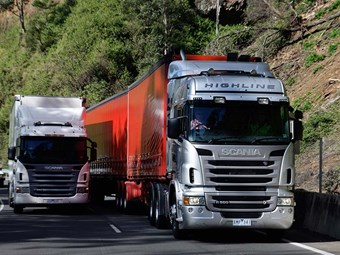 Scania R560 Highline truck review