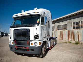 Freightliner Argosy Evolution truck review