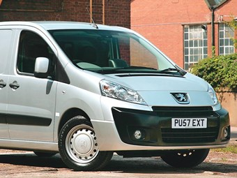 Peugeot Expert and Partner van reviews
