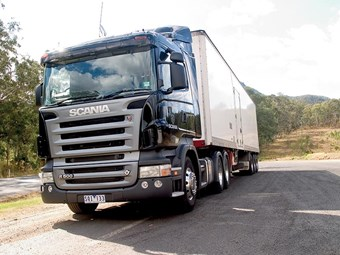 Scania R500 truck review