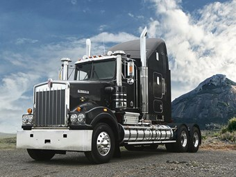 Kenworth revives a heavy hauling legend