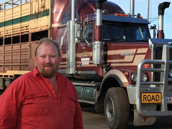 Back to Cattle: Jamie Wallace and his Western Star Constellation