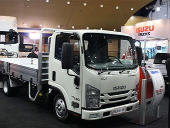 Isuzu hails long run in top market spot