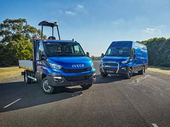 Iveco plans to expand its Daily range in 2016