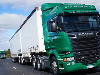 Scania holds ground in 2015