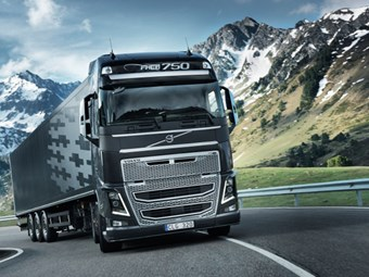Volvo Group splits makes into separate units