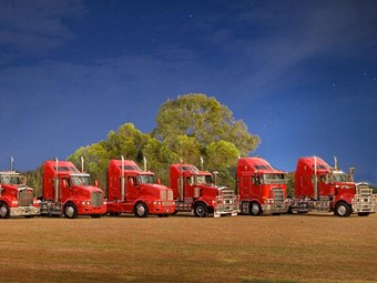 Paccar breaks two financial records
