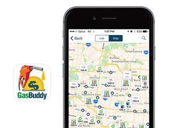 Cheap fuel app GasBuddy arrives in Australia