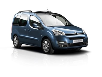 Citroen Berlingo vans recalled