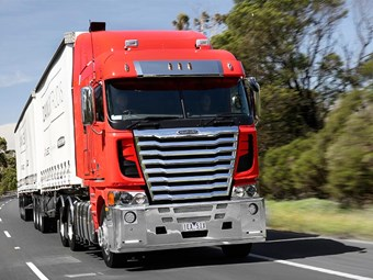 Freightliner ups warranty to four years or 800,000km