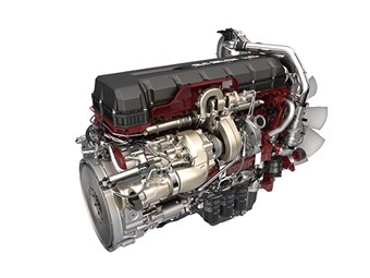 Mack unveils engines, transmissions and Predictive Cruise