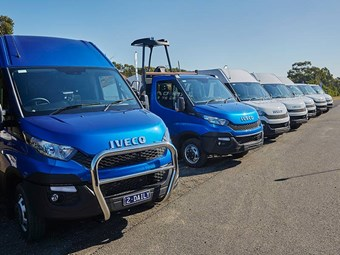 Iveco adds 22 new Daily models to range