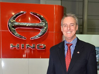 Changes at Hino Australia management