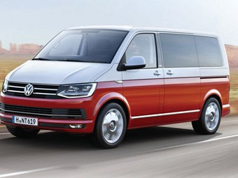 VW Transporter, Multivan and Caravelle models recalled