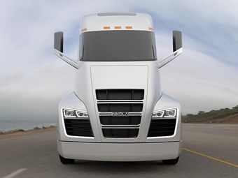 7,000 Nikola One electric trucks ordered in first month