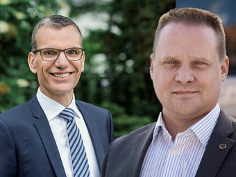 Scania appoints two to executive board