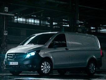 Mercedes-Benz Vito models recalled