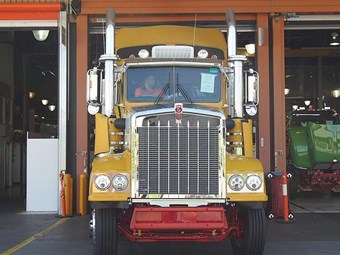 The evolution of Paccar Australia's Kenworth factory