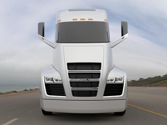 Nikola Motor Company claims emissions first