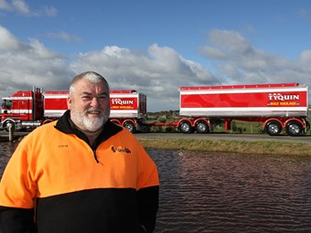 A-double Delight for Tyquin Tipper Fleet