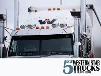 Top Five Western Star Trucks From the Last Decade