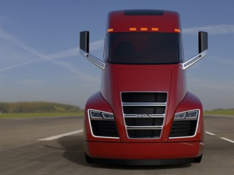 Nikola Motors switches to hydrogen