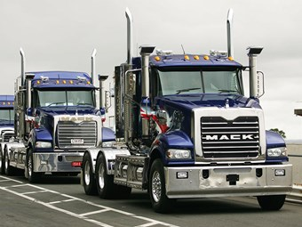 Almost 7,000 trucks recalled by Mack