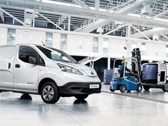 Nissan announces fleet management offering
