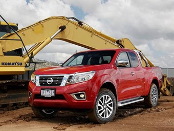 Nissan tweaks Navara line-up