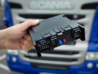 Scania offers free 2G communicator upgrade