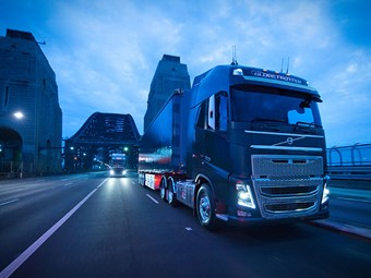 Volvo recalls FH models