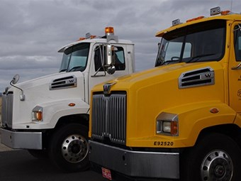 Penske recalls Western Star models