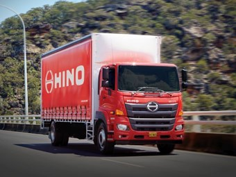 Hino to reveal new vehicle at Brisbane Truck Show