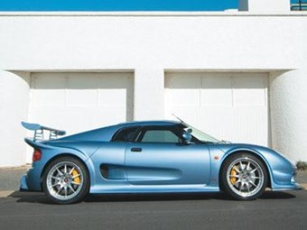 2004 Noble M12 GTO 3R review
