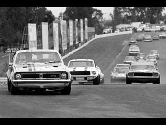 50 years of Touring Car racing: Lakeside (2011)