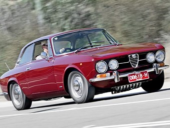 1971 Alfa Romeo 1750 GTV: Affordable Italians Pt.3