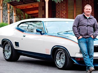 1975 Ford Falcon XB John Goss Special: Reader ride