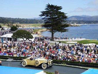 Gallery: Pebble Beach Concours d'Elegance 2014