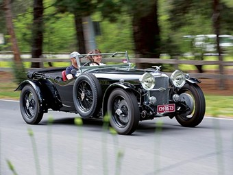 1932 Alvis Speed 20 review